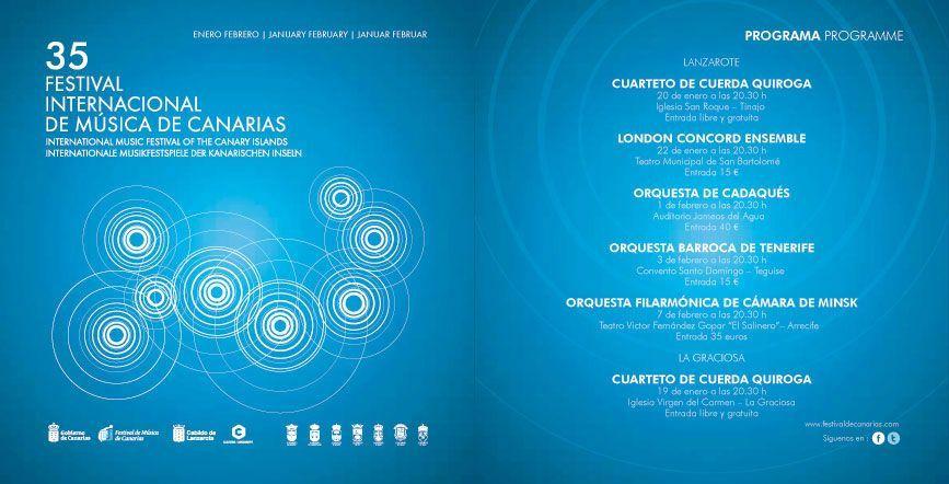 Festival Internacional de Música de Canarias 2019