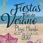 Fiestas Playa Honda 2017 (Del 22 de septiembre al 01 de octubre)