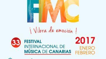 Festival Internacional de Música de Canarias 2017 (Del 07 de enero al 03 de febrero)
