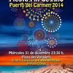 Fiesta de Fin de Año 2014 en El Varadero de Puerto del Carmen (Miércoles, 31 de diciembre)