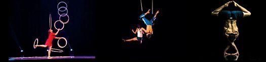 Gala Internacional de Circo Contemporáneo II