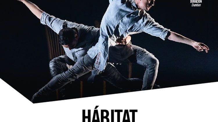 Habitat, danza en Arrecife (Jueves, 23 de noviembre)