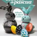 Taller infantil Huevos de Pascua en Marina Lanzarote (Sábado, 08 de abril)