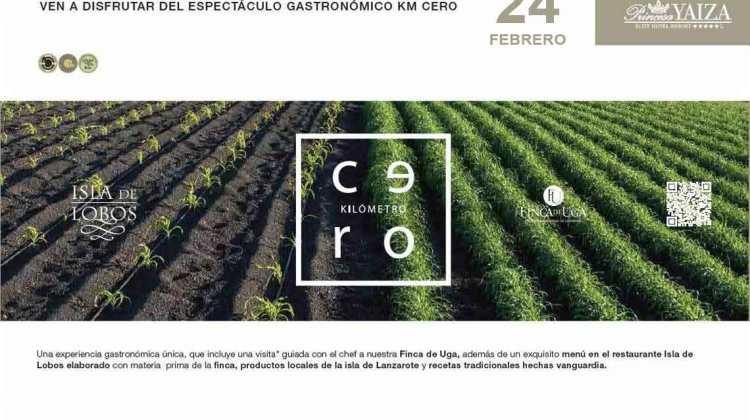 Kilómetro Cero, una experiencia gastronómica de lujo (Sábado, 24 de febrero)
