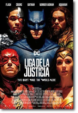 Cines Lanzarote Liga de la Justicia