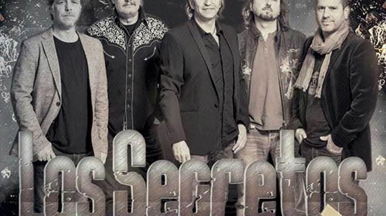 Concierto de Los Secretos (Viernes, 20 de enero)