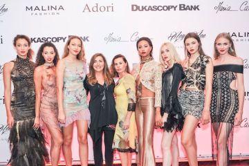 Maria Cao y la moda lanzaroteña triunfan en los Geneva Fashion Awards