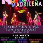 Revivir la década de los sesenta con La Movida Madrileña (Sábado, 02 de agosto)