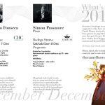 Música clásica en Bodegas Stratvs (Sábado, 08 de diciembre)