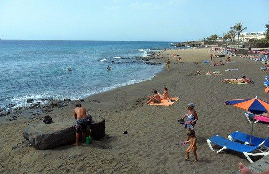 playa bastián