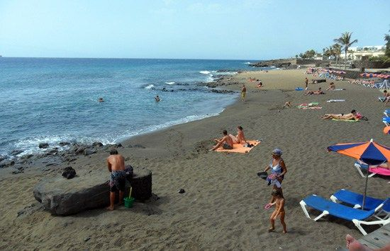 Playa Bastián (Costa Teguise)