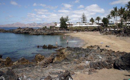Beach Cueva de Doña Juana (Puerto del Carmen)