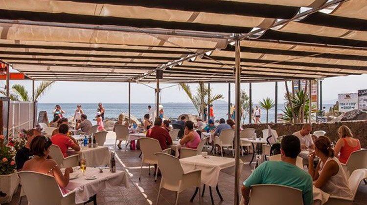 Restaurante El Olivo (Playa Blanca)