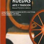 Exposición <em>Ruedas, Arte y Tradición</em> en Haría