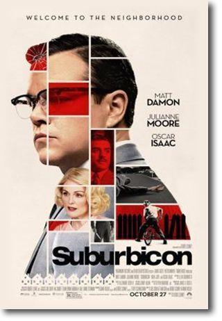 cines lanzarote Suburbicon