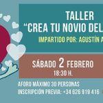"""Taller de Cerámica """"Crea tu novio del mojón"""" en C.C.  Biosfera Plaza (Sábado, 02 de febrero)"""