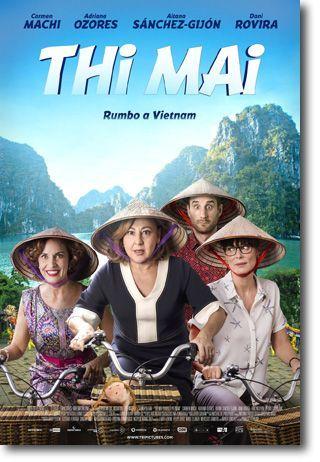 cines lanzarote deiland Thi Mai, rumbo a Vietnam