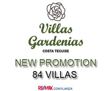 new promotion villas costa teguise lanzarote