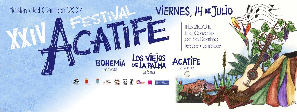 XXIV Festival Acatife en...