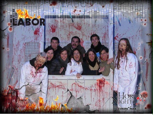 OcioTerror Horror Nights