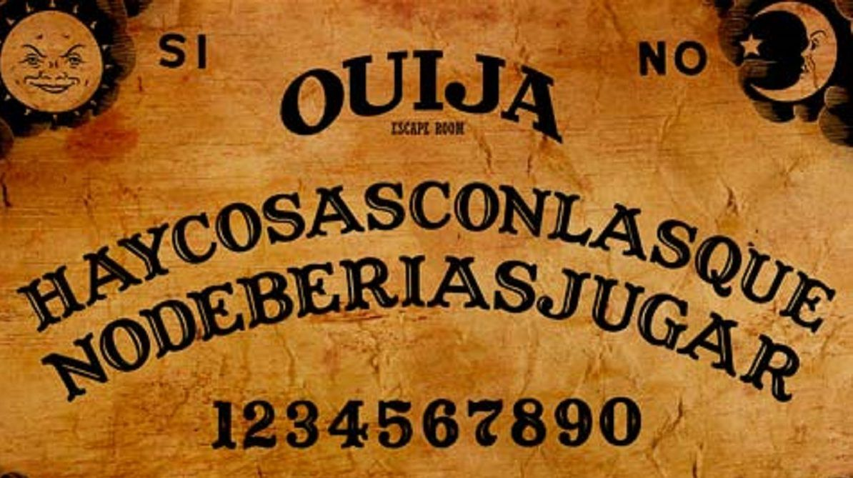 Ouija Room Escape Barcelona