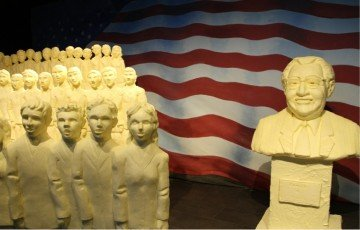 Image result for ohio state fair butter sculptures