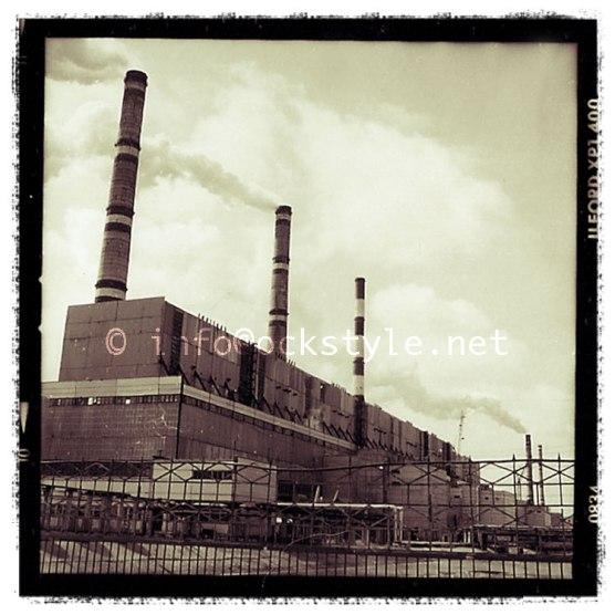 Khanty-Mansi: steam factory