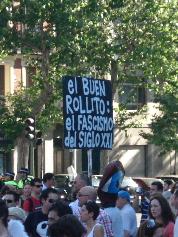 el fascismo del Siglo XXI