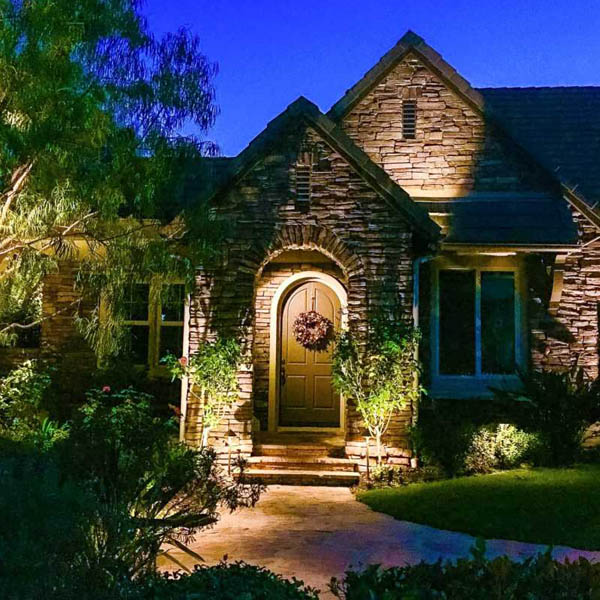 award winning outdoor led lighting