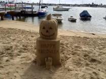 Kreativt i sanden