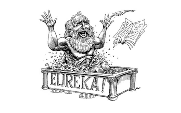 Eureka! Feliz 2015!