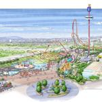 Sneak Peek at Knott's Berry Farm Expansion