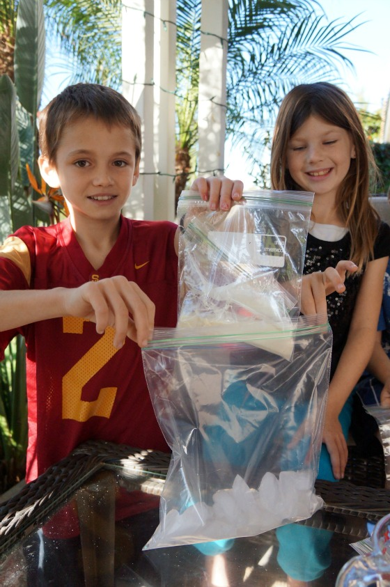 How To Make Ice Cream In A Ziploc Bag Oc Mom Blog