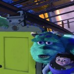 Monster's Inc. 3D in Theaters Now