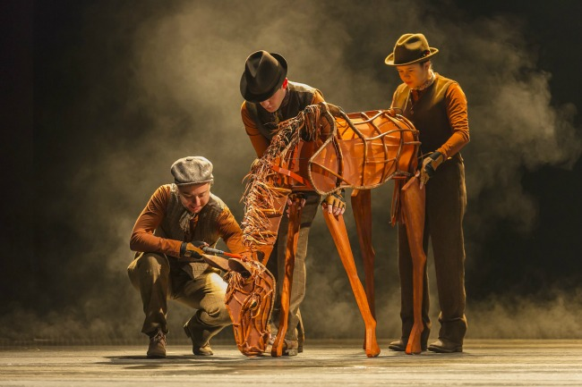 War Horse at Segerstrom Center for the Arts