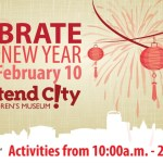 Celebrate The Chinese New Year at Pretend City