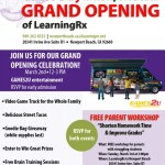 Learning Rx Grand Opening Family Celebration