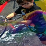 Free Kid Admission to BubbleFest at Discovery Science Center