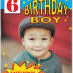 Captivate Kids with a Cute Birthday Card