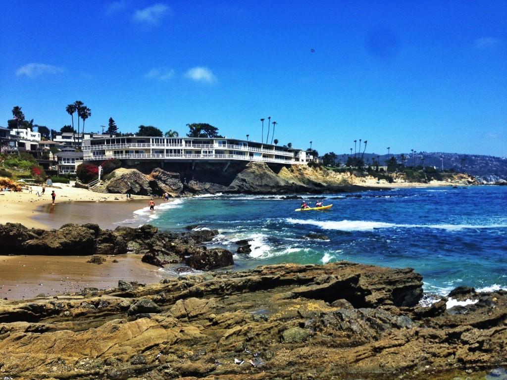 Fisherman's Cove Laguna Beach
