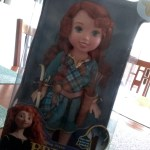 Brave Princess Merida Forest Adventure Doll (Giveaway)
