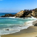 Guide to Moss Point Beach in Laguna Beach