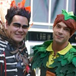 Five Best Fan Costumes at the D23 Expo