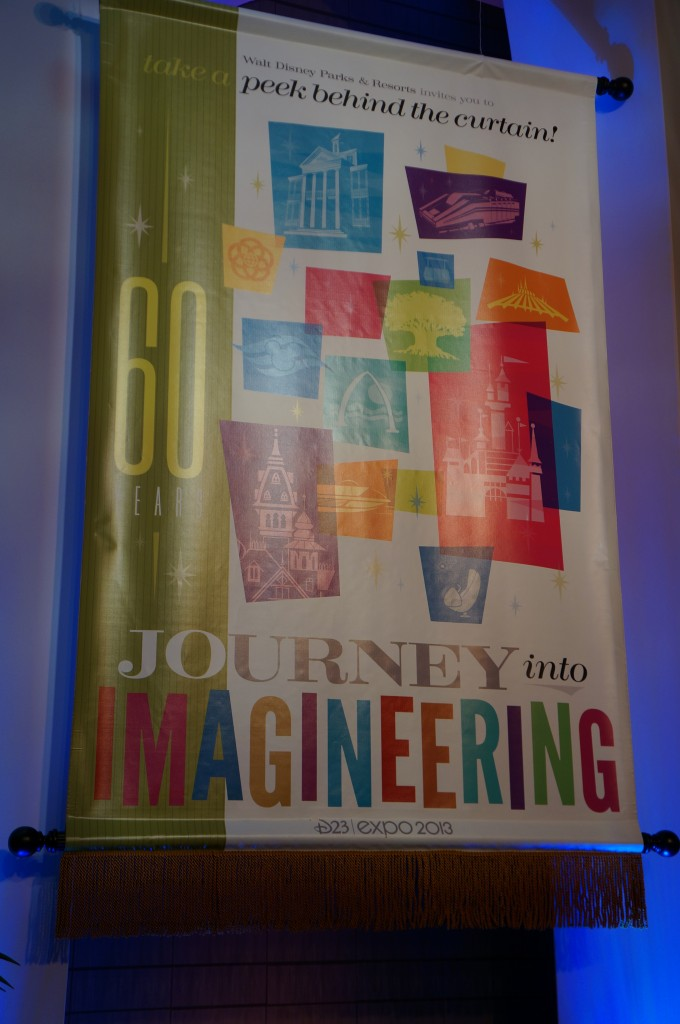 Journey into Imagineering at the 2013 Disney D23 Expo