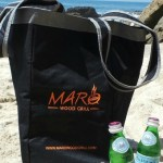 Beach Dining Options with Maro Wood Grill