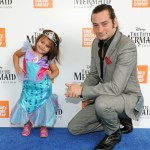 Photo Tour from The Little Mermaid Blue Carpet Screening Event