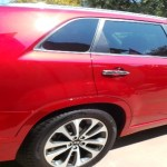 Las Vegas Vacation in the Kia Sorento SX
