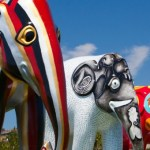 Raise Awareness with Your Children at The Elephant Parade in Dana Point