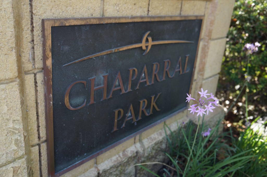 Chaparral Park in Ladera Ranch