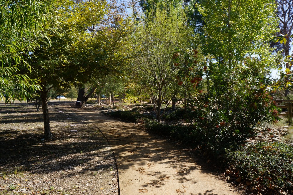 Nature Trails in San Juan Capistrano